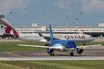 4K-AZ84 - Airbus A320-214 - Azerbaijan Airlines