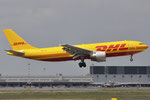 D-AEAJ - Airbus A300B4-622R(F) - DHL Air