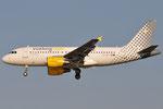 EC-MIR - Airbus A319-112 - Vueling @ PSA