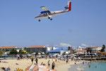 PJ-WIP - De Havilland DHC-6-300 Twin Otter - Winair @ SXM