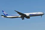 JA786A - Boeing 777-381(ER) - All Nippon Airways