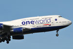 G-CIVD - Boeing 747-436 - British Airways - oneworld