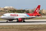 Airbus A319 Air Malta 9H-AEL