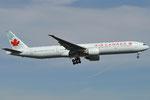 C-FIVQ - Boeing 777-333(ER) - Air Canada