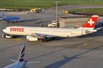 HB-JMI - Airbus A340-313 - Swiss