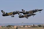 ES-YLF ES-YLX ES-TLF - Aero L-39 Albatros - Breitling Jet Team @ GRS