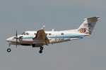 G-XVIP - Beech B200 Super King Air - Capital Air Ambulance