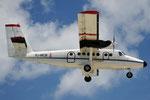 PJ-WCB - De Havilland DHC-6-300 Twin Otter - Winair @ SXM