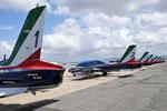 MM54551 - Aermacchi M.B.339 PAN/A - 1 - Italian Air Force @ PSA