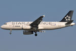 SX-DVQ - Airbus A320-232 - Aegean Airlines - Star Alliance livery