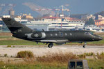 Dassault Falcon 20 Norvegian Air Force 041