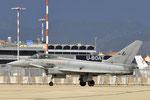 MM7275 - Eurofighter Typhoon EF2000 - 36-11 -  Italian Air Force @ PSA