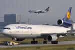 D-ALCJ - McDonnell Douglas MD-11F - Lufthansa Cargo