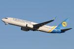 UR-PSM - Boeing 737-8FZ - Ukraine Int. Airlines @ MXP