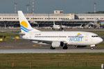 YU-ANK - Boeing 737-3H9 - AYU-ANK - Boeing 737-3H9 - Aviolet