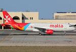 Airbus A320 Air Malta 9H-AEQ