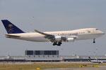 TF-AMU - Boeing 747-48EF(SCD) - Saudi Arabian Airlines
