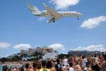 N936MP - Gulfstream G450 - Executive Jet Management @ SXM