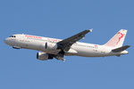 TS-IMN - Airbus A320-211 - Tunisair @ MXP