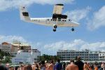 PJ-WCD - De Havilland DHC-6-300 Twin Otter - Winair @ SXM