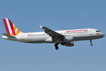 D-AIQH - Airbus A320-211 - Germanwings @ BLQ