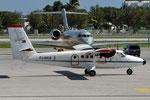 PJ-WCB - De Havilland Canada DHC-6-300 Twin Otter - Winair @ SXM