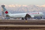 Boeing 767-300 Air Canada C-GHLU