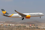 OY-VKH - Airbus A330-343 - Thomas Cook Airlines @ LPA