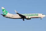F-GZHF - Boeing 737-8HX - Transavia