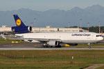 D-ALCE - McDonnell Douglas MD-11F - Lufthansa Cargo