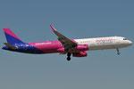 HA-LXA - Airbus A321-231 - Wizz Air @ BLQ