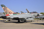 MM7318 - Eurofighter EF-2000 Typhoon - 36-12 - Italian Air Force - 100 anni di strali livery @ GRS