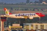 HB-IJU - Airbus A320-214 - Edelweiss Air
