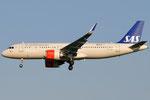 SE-DOY - Airbus A320-251N neo - SAS @ PSA