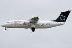 HB-IYV - Avro RJ100 - Swiss - Star Alliance livery