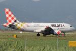 EI-FML - Airbus A319-111 - Volotea @ PSA