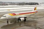 Airbus A320 Iberia EC-IEF