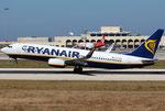 Boeing 737-800 Ryanair EI-EVD
