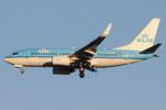 PH-BGF - Boeing 737-7K2 - KLM @ MXP