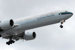 B-KQT - Boeing 777-367(ER) - Cathay Pacific