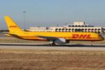 Boeing 757-200 DHL Air D-ALEA