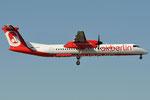 D-ABQT - Bombardier Dash 8 Q400 - Air Berlin @ BLQ