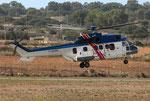 Eurocopter SA332 Heli Union F-GYSH