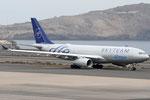 EC-LQP - Airbus A330-243 - Air Europa - Skyteam livery @ LPA