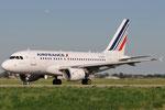 F-GUGQ - Airbus A318-111 - Air France @ BLQ