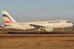 ER-AXL - Airbus A319-112 - Air Moldova