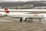 Airbus A321 Swiss HB-IOC