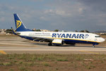 Boeing 737-800 Ryanair EI-DYR