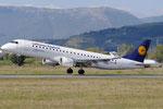 D-AECC - Embraer ERJ-190LR - Lufthansa @ FLR