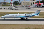 Learjet 60 Private G-XJET